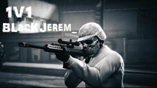 GTA 5 Online | Ivot2000 vs BLacKJerem_ (1v1 Heavy Sniper)