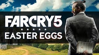 The BEST Easter Eggs in Far Cry 5