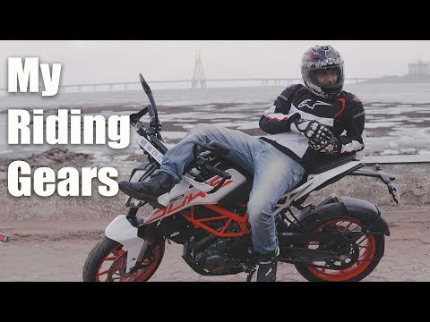 Alpinestars Jacket | Gloves | Boot | My Riding Gears | MSK Vlogs India