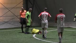 Полный матч Falcons 0 3 YBC Турнир по мини футболу в Киеве