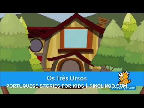 the-three-bears---european-portuguese-stories-for-kids.-portuguese-books-for-kids