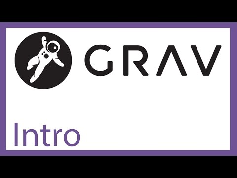 Intro to the Grav CMS