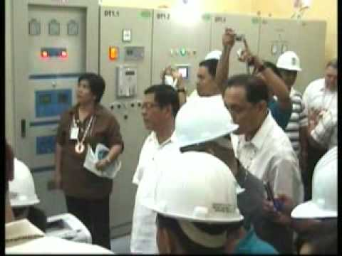 Sevilla, Bohol and BOHECO-1 Electric power plant -1