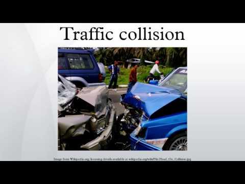 Traffic collision