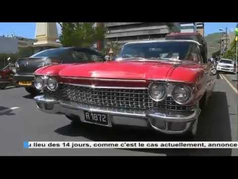 Vintage & Classic Car Owners Association  50th Anniversary City of Port Louis