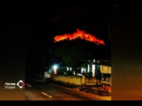 Video Amatir Gunung Agung Meletus Disertai Dentuman Dan Lava Pijar - INews Malam 02/07