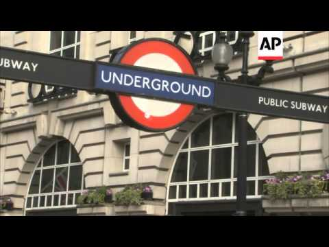 Olympic London - Destination Piccadilly Circus