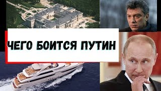 """Б. Немцов  """"Чего боится Путин""""  Незадолго до убийства"""