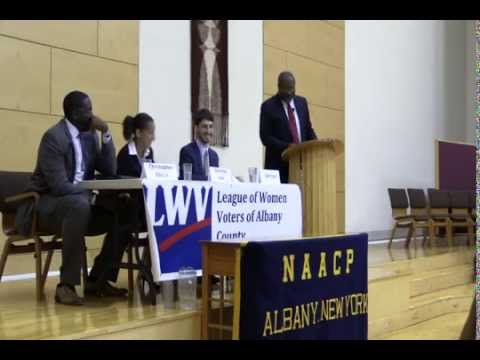 Albany County District 6 Debate Democratic Primary
