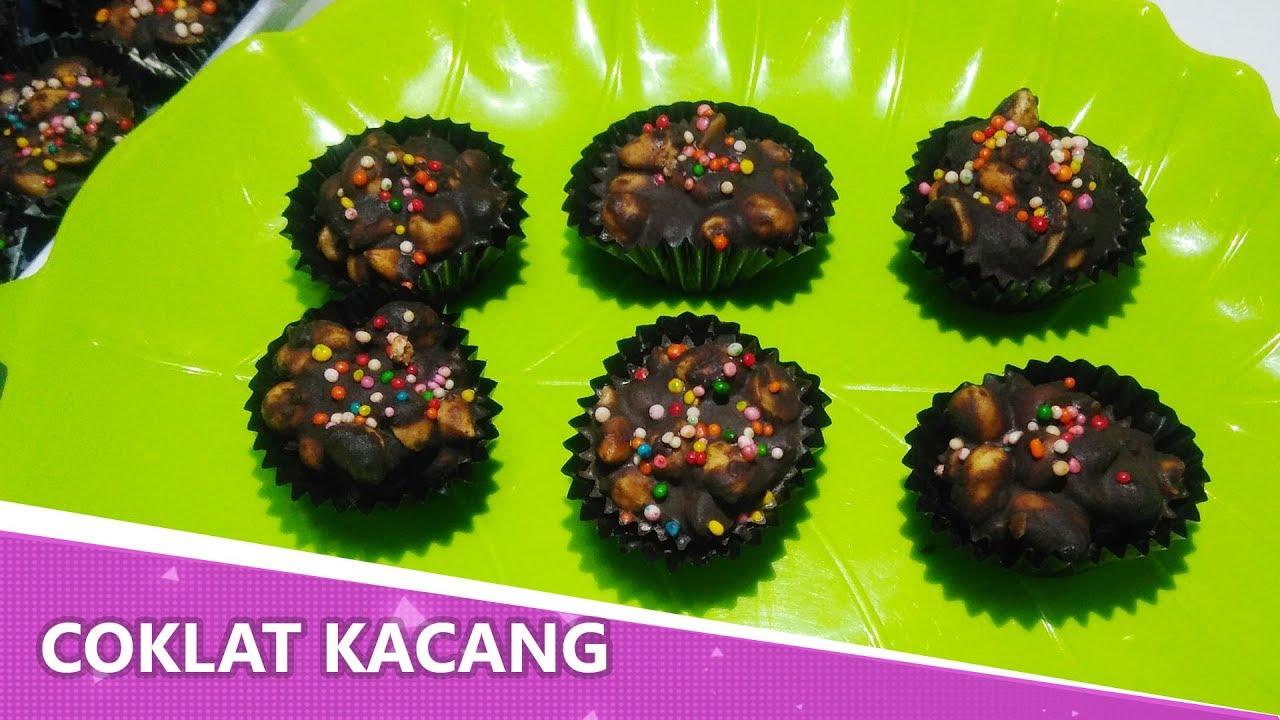 Resep Coklat Kacang Lebaran Resep Kue Lebaran Youtube