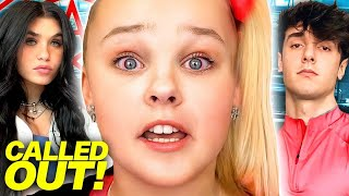 Jojo Siwa CALLED OUT By A Celebrity? Bryce Hall CANCELED By The D'amelio's? Nessa SOLD Her Soul?