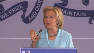 Clinton: I Never Sent Classified Material on My E-Mail