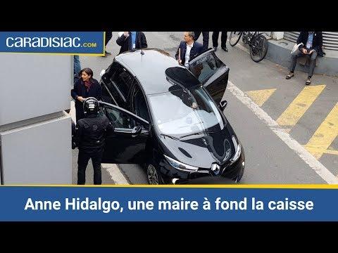 """Anne Hidalgo, une maire """"à fond la caisse"""""""