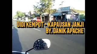 Didi Kempot Kapusan Janji cover video