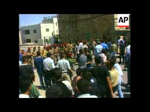 MIDDLE EAST: CLASHES WRAP