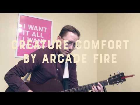 Creature Comfort - Arcade Fire Cover by Von Bieker