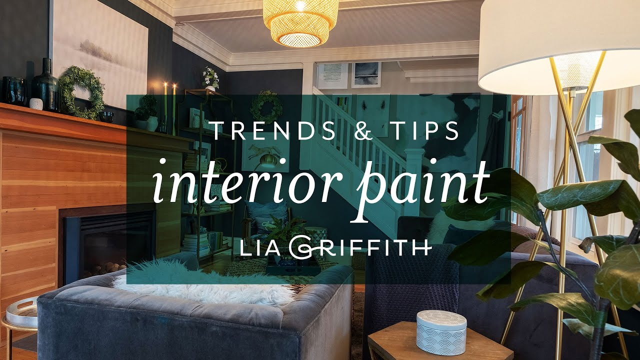 Video: Interior Painting Tips & Trends