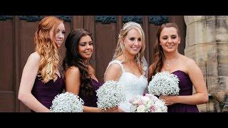 Rob & Lauren | Wedding video | Canon 6D + 24-105 L & VSCO presets