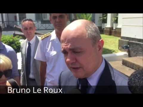 Bruno Le Roux rencontre le groupe de dialogue inter-religieux