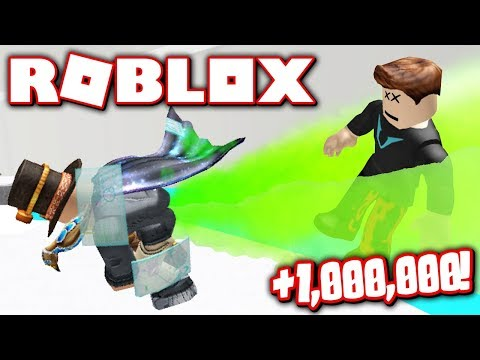 MAXMIUM FART POWER!! *OVER 1,000,000!* (Roblox Fart Attack)
