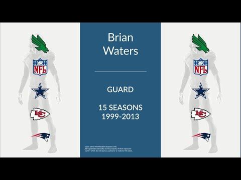 Brian Waters: Football Guard