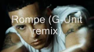 Daddy yankee - Rompe ft Loyed Banks (G-unit remix)