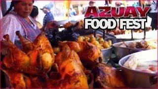 Festival De La Comida Ecuatoriana HD - Cuy En Cuenca (Ecuador Food Fest HD)