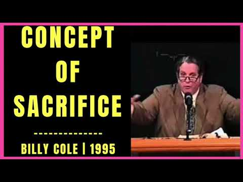 Concept of Sacrifice by Billy Cole 1995