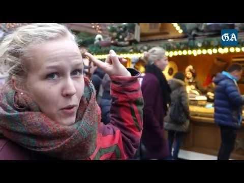 Ein Besuch auf dem Bonner Weihnachtsmarkt 2015