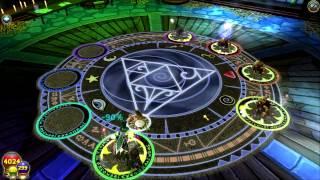 Wizard101: White Owl Tower Solo w/Commentary - BlazeLifehammer