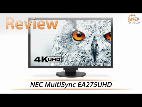 """NEC MultiSync EA275UHD 