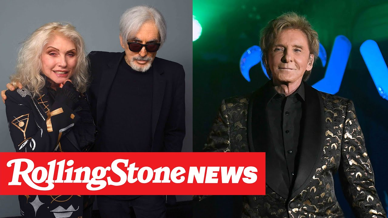 Blondie Co-Founders and Barry Manilow Sell Their Catalogs to Hipgnosis | RS News 8/5/20