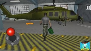 US Army Helicopter Mechanic - Android GamePlay FHD