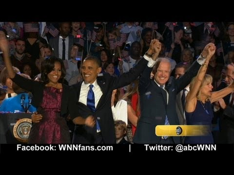 Election 2012: Barack Obama Wins Re-Election