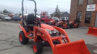 2019 Kubota BX2380 Sub-Compact Tractor: Full in Depth Review