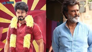 Rajinikanth fails to beat Vijay's Record! | Mersal | Kaala | Latest kollywood news