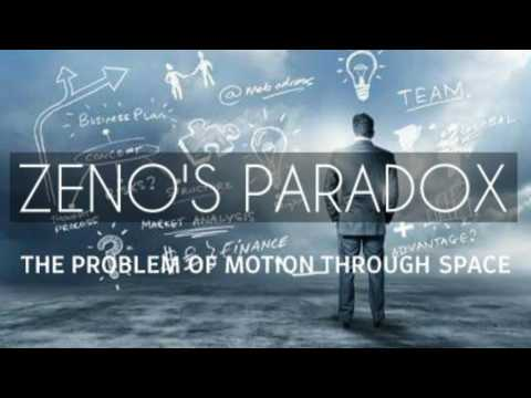 ZENO'S PARADOX - The problem of motion through space