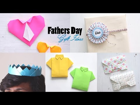 5 Easy Father's Day Gift Ideas | Gifts For Dad