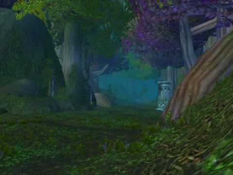 World of Warcraft Enchanted Forest Music