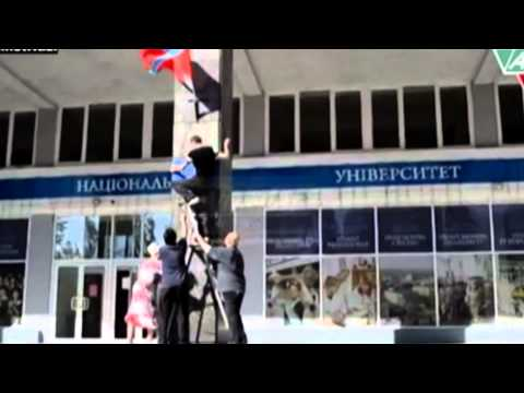 Donetsk University in Exile: Biggest Donbas university forced to flee following insurgent threats