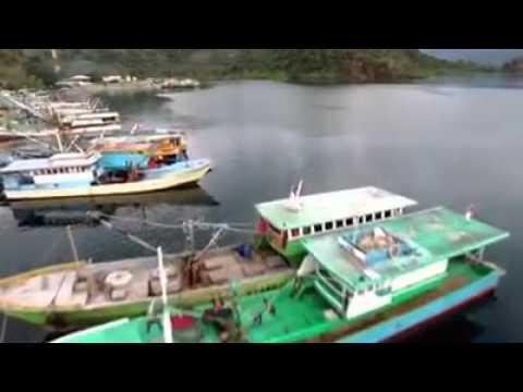 Pelabuhan Labuang Uki Bolaang Mongondow,Sulawesi Utara