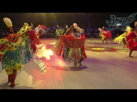 Fancy Shawl  2018 Gathering of Nations Pow Wow
