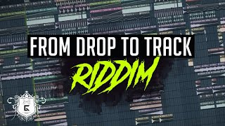 RIDDIM - From Drop to Track, Creating Intro, Buildup, Breakdown and Outro | Sound Design Tutorial