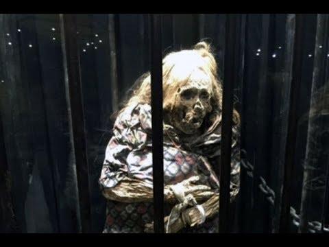 La bruja y los bebes momia de Guanajuato!