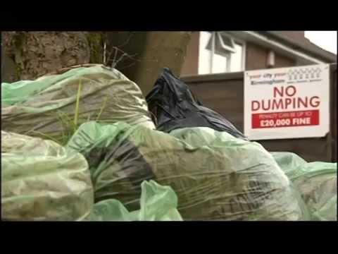 Birmingham: Fly-tipping of garden waste become a local election issue