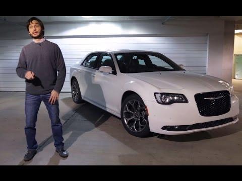 Prueba Chrysler 300 2015 (Español)