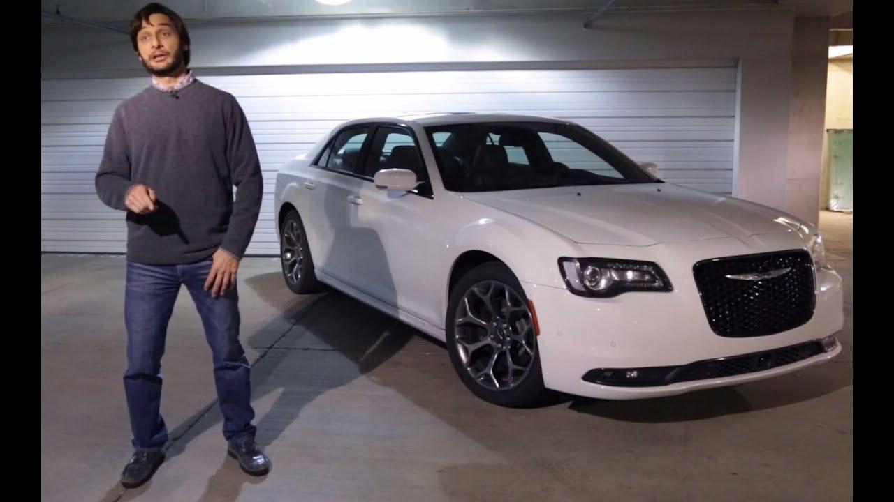 Prueba Chrysler 300 2015 Espa 241 Ol Youtube
