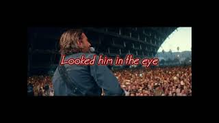 A Star Is Born - Bradley Cooper - Alibi Lyrics Video