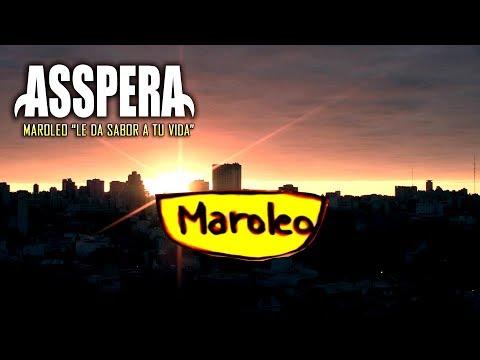 ASSPERA - MAROLIO LE DA SABOR A TU VIDA - COVER METAL BIZARRO (2017)