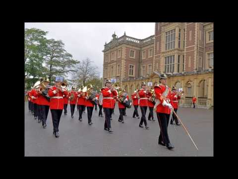 The Music Makers (Corps of Army Music Quick March).King's Division